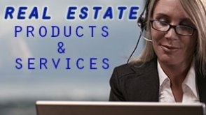 Real Estate Products and Services