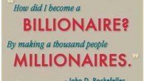 Millionaires and Billionaires
