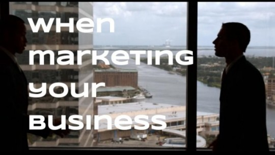 Marketing Your Business.