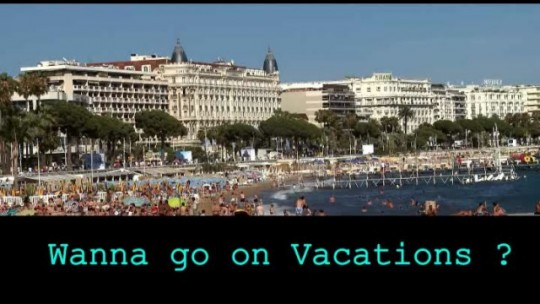 Wanna Go Vacations?