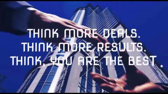 Think Big with Commercial Real Estate.