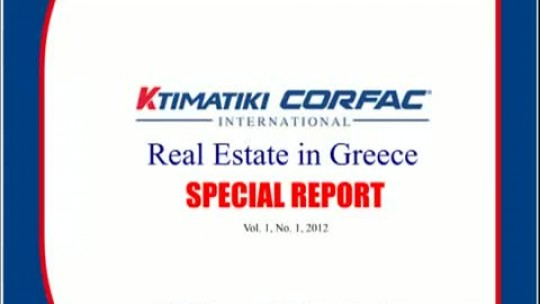 Investing in Greece Real Estate.