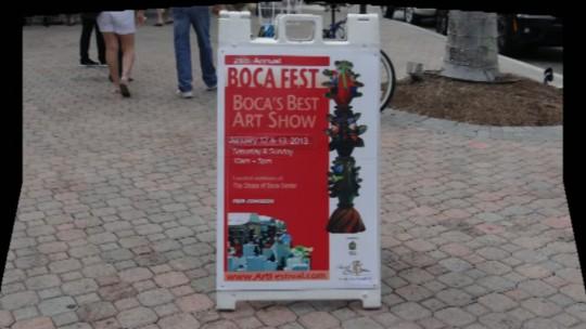 Boca Art Fest 2013.