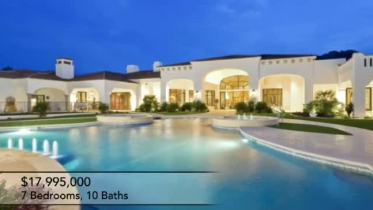17 Million Paradise Valley Home For Sale