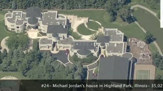 25 Largest Houses in America