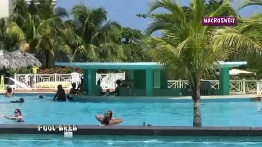 Iberostar Rose HallBeach- Montego Bay, Jamaica.