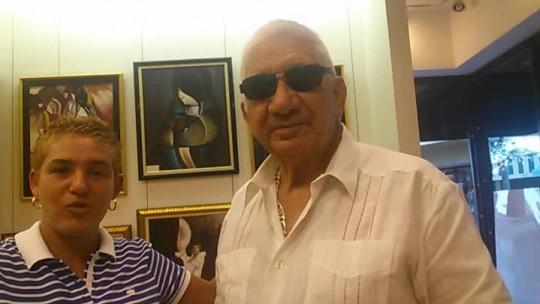 Alfredo Arte...Entrevista...Pintor Cubano
