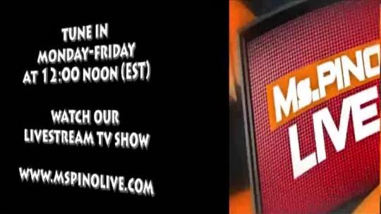 MsPinoLIVE.com TV Show