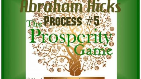 Prosperity Game. Process 5 of 22. Live Stream #596.