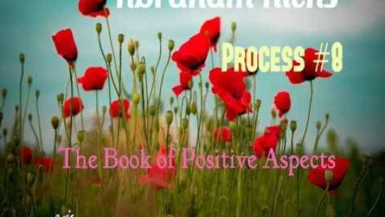 The Book of Positive Aspects. Process 8 of 22. Live Stream #599.