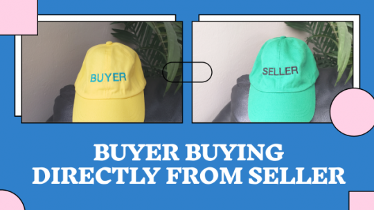 BUYER buying directly from SELLER. Live Stream #720.