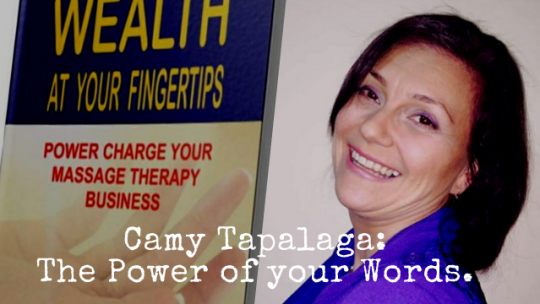Camy Tapalaga: The power of YOUR WORDS. Live Stream #725.