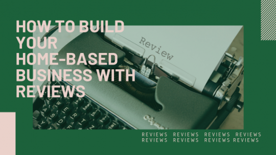 How to Build your Home-based Business with REVIEWS. Live Stream #730.